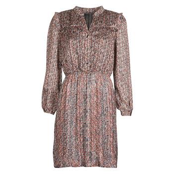 Textil Mulher Vestidos curtos Betty London NOUNO Bordô