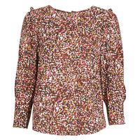 Textil Mulher Tops / Blusas Betty London NONOU Multicolor