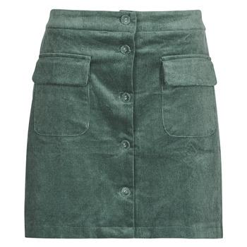 Textil Mulher Saias Betty London NOTONE Verde