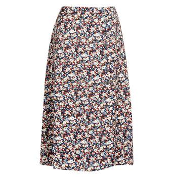 Textil Mulher Saias Betty London NELENE Azul / Multicolor
