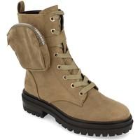 Sapatos Mulher Botins Buonarotti 1CE-0490 Verde
