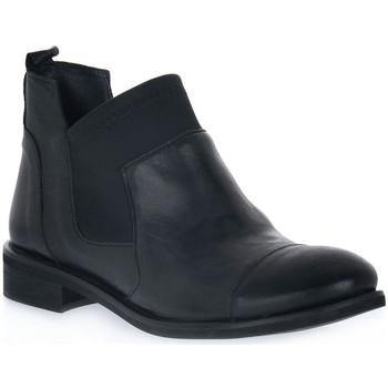 Sapatos Mulher Botas baixas Priv Lab NERO RAG Nero