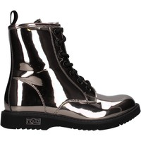 Sapatos Rapaz Sapatilhas de cano-alto Cult - Anfibio argento CLASS-1 ARGENTO