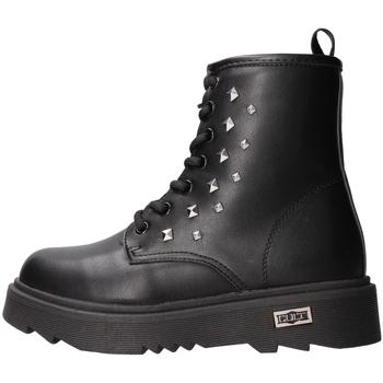 Sapatos Rapaz Sapatilhas Cult - Anfibio nero PLUS NERO