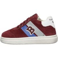 Sapatos Rapaz Sapatilhas Balducci - Polacchino bordeaux MSPO3501 BOREDAUX