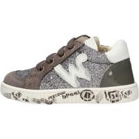 Sapatos Rapaz Sapatilhas Balducci - Polacchino argento MSPO3503 ARGENTO