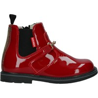 Sapatos Rapaz Botas baixas Balducci - Tronchetto rosso CITA 4201 ROSSO