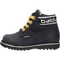 Sapatos Rapaz Botas baixas Balducci - Polacchino blu MATR2003 BLU