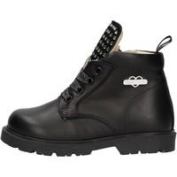 Sapatos Rapaz Botas baixas Balducci - Polacchino nero MATR2050 NERO