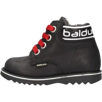 Sapatos Rapaz Botas baixas Balducci - Polacchino nero MATR2003 NERO