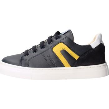 Sapatos Rapaz Sapatilhas Balducci - Sneaker blu BUT1600 BLU
