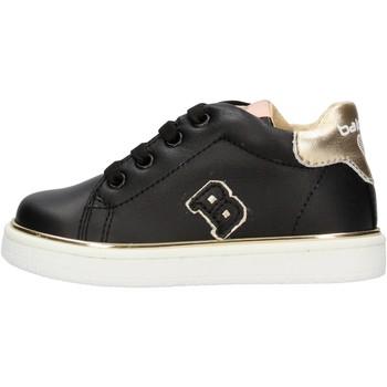Sapatos Criança Sapatilhas Balducci - Sneaker nero CITA 4100 NERO