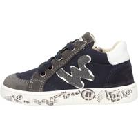 Sapatos Rapaz Sapatilhas Balducci - Polacchino blu MSPO3505 BLU