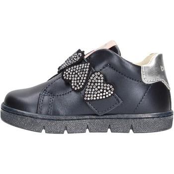 Sapatos Rapaz Sapatilhas Balducci - Polacchino blu CITA 4005 BLU