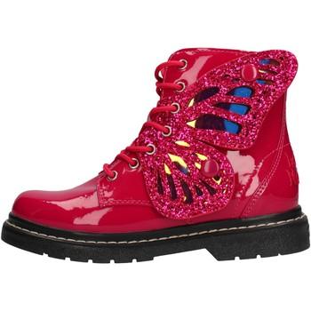 Sapatos Rapariga Botins Lelli Kelly - Fior di fata fuxia LK 6540 FUXIA