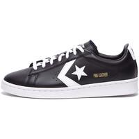 Sapatos Homem Sapatilhas Converse - Pro lth ox nero 167238C NERO