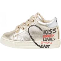 Sapatos Rapariga Sapatilhas Falcotto - Polacchino platino BELBY-2C09 BLU