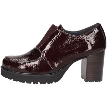 Sapatos Mulher Botas baixas CallagHan - Mocassino marrone 21916 MARRONE
