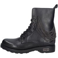 Sapatos Mulher Botins Cult - Anfibio nero CLW321100 NERO