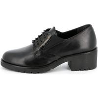 Sapatos Mulher Sapatos Grunland - Derby nero SC2964 NERO