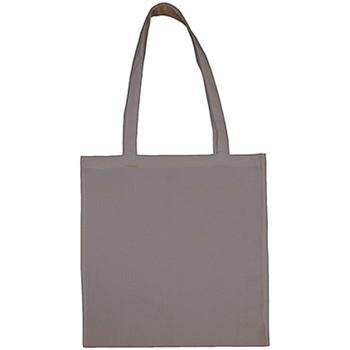 Malas Mulher Bolsa de ombro Bags By Jassz 3842LH Cinza Escuro