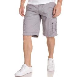 Textil Homem Shorts / Bermudas Teddy Smith  Cinza