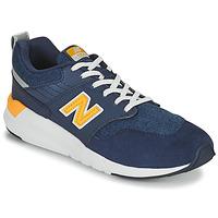 Sapatos Rapaz Sapatilhas New Balance YS009 Azul
