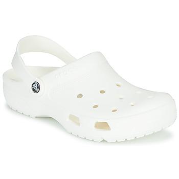 Sapatos Tamancos Crocs COAST CLOG WHI Branco