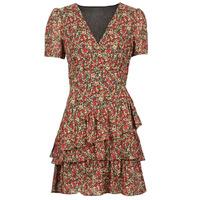 Textil Mulher Vestidos curtos Moony Mood ORNAMA Vermelho