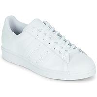 Sapatos Sapatilhas adidas Originals SUPERSTAR Branco