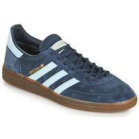 Sapatos Homem Sapatilhas adidas Originals HANDBALL SPEZIAL Azul / Branco