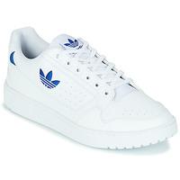 Sapatos Sapatilhas adidas Originals NY 92 Branco / Azul