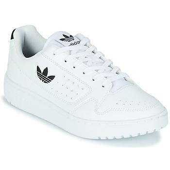 Sapatos Criança Sapatilhas adidas Originals NY 92 J Branco