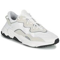 Sapatos Sapatilhas adidas Originals OZWEEGO Branco / Bege