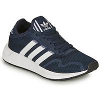 Sapatos Criança Sapatilhas adidas Originals SWIFT RUN X C Marinho