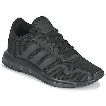 Sapatos Criança Sapatilhas adidas Originals SWIFT RUN X J Preto