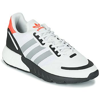 Sapatos Sapatilhas adidas Originals ZX 1K BOOST Branco / Cinza