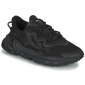 Sapatos Criança Sapatilhas adidas Originals OZWEEGO J Preto