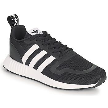 Sapatos Homem Sapatilhas adidas Originals SMOOTH RUNNER Preto / Rosa