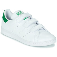 Sapatos Sapatilhas adidas Originals STAN SMITH CF SUSTAINABLE Branco / Verde