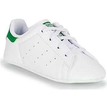 Sapatos Criança Sapatilhas adidas Originals STAN SMITH CRIB SUSTAINABLE Branco / Verde
