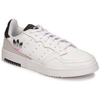 Sapatos Mulher Sapatilhas adidas Originals SUPERCOURT Branco