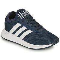 Sapatos Rapaz Sapatilhas adidas Originals SWIFT RUN X C Marinho