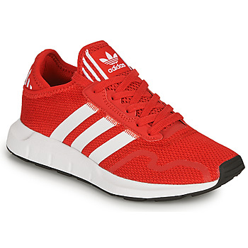 Sapatos Criança Sapatilhas adidas Originals SWIFT RUN X J Vermelho