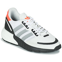 Sapatos Criança Sapatilhas adidas Originals ZX 1K BOOST J Branco / Cinza