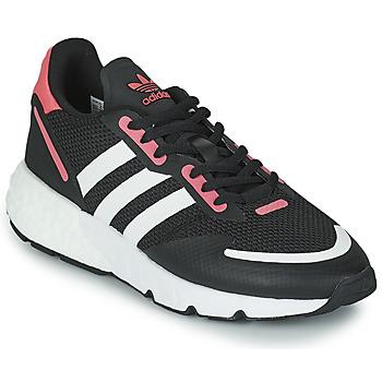 Sapatos Mulher Sapatilhas adidas Originals ZX 1K BOOST W Preto / Rosa