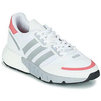 Sapatos Mulher Sapatilhas adidas Originals ZX 1K BOOST W Branco / Rosa