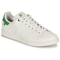 Sapatos Sapatilhas adidas Originals STAN SMITH SUSTAINABLE Branco / Verde