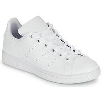 Sapatos Criança Sapatilhas adidas Originals STAN SMITH J SUSTAINABLE Branco