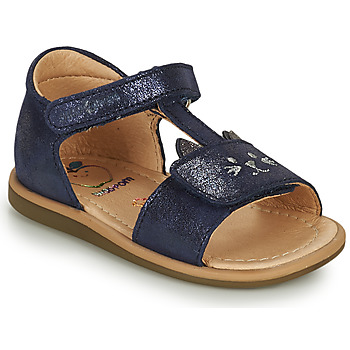 Sapatos Rapariga Sandálias Shoo Pom TITY MIAOU Azul